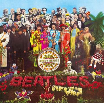 The Beatles披头士乐队28张经典专辑上架网易云音乐