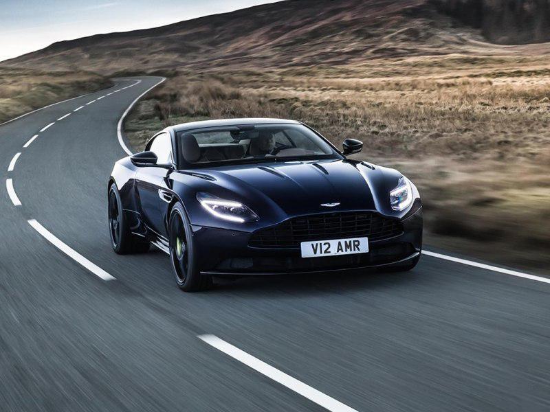 比DB11更快 阿斯顿·马丁高性能品牌新车发布