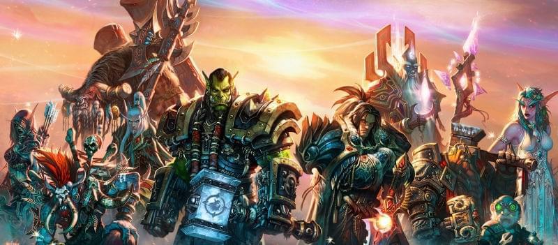 魔兽世界十三周年庆祝活动公布 再战经典BOSS