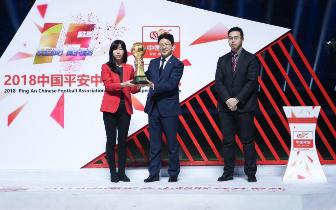 2018中国平安中超联赛正式开幕 中国平安开启足球新征