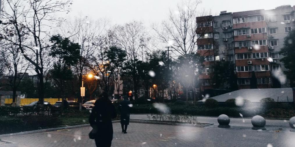 暴雪!大暴雪!南京迎来2018第二场雪