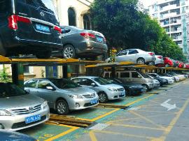 停车难?人大代表建议用APP共享城市停车位信息