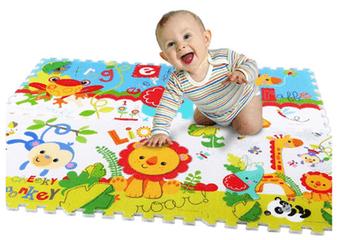 近四成儿童爬行垫抽检不合格 选购注意材质