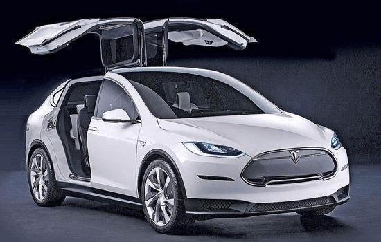 拓速乐汽车计划召回超2200辆进口Model X系列汽车