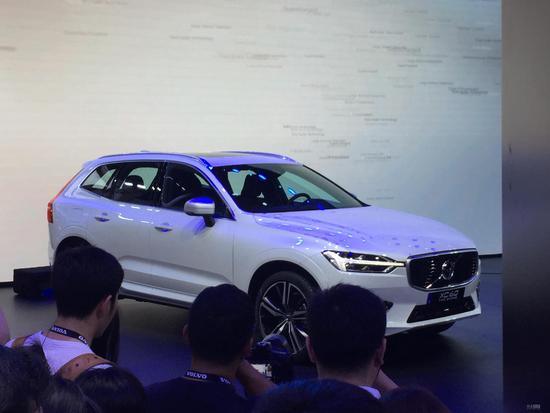 预售38-62万元 全新国产XC60正式亮相