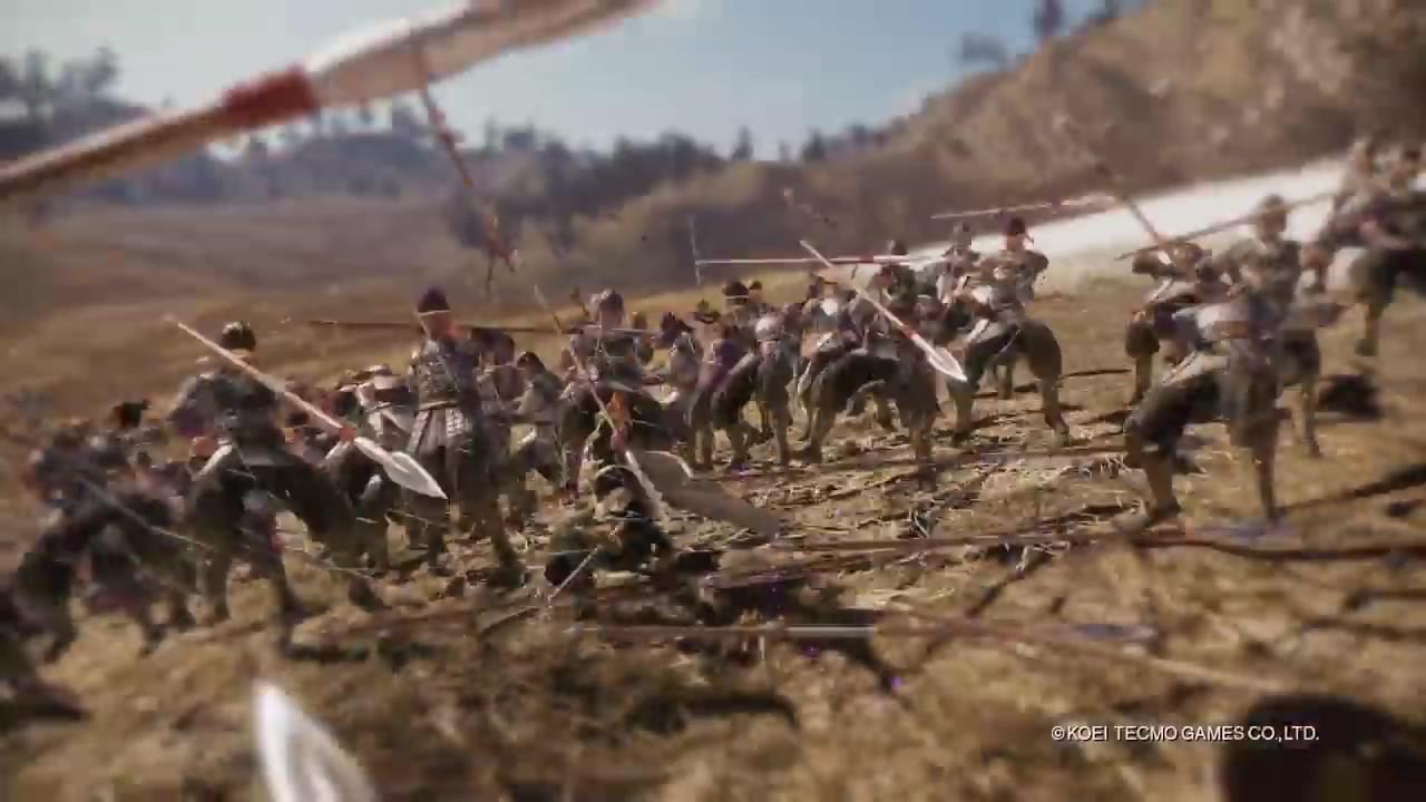《真三国无双8》发售日公布 明年2月13日开放世界爽快割草