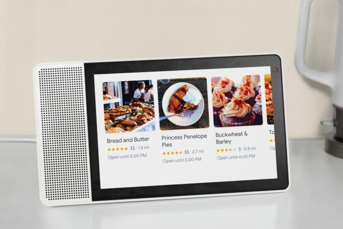 谷歌推搭载谷歌助手智能显示器 这又意味着什么