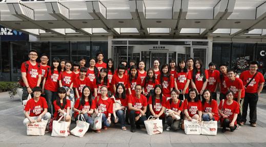 第一届新东方ORZ盛典在北京举办