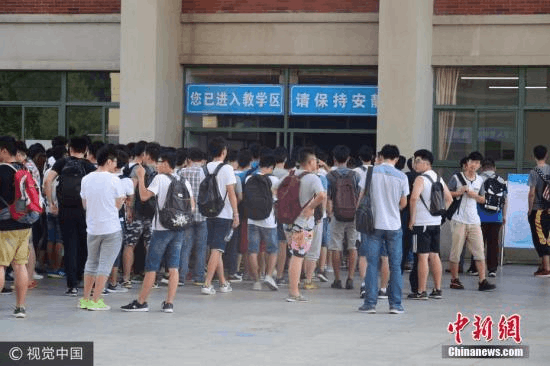 成人高考自考十月举行 教育部部署安全工作