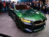 2016北美车展:[概念车]M POWER遇上奢侈 宝马发布M8概念车