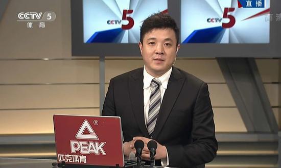 央视名嘴杨健篮彩预测神准 于嘉12连中轻松翻445倍