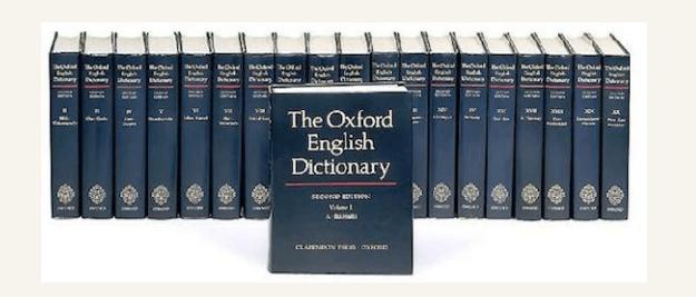 他是精神错乱的杀人犯,却编写了牛津英语字典