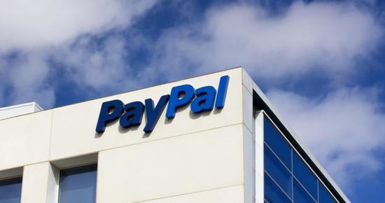 PayPal第一季度营收36.85亿美元 净利5.