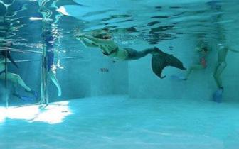 世界上最深的游泳池 是深海恐惧者的地狱