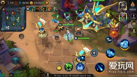 中韩兽王对决在即 RTS手游《战争怒吼》测试预约开启