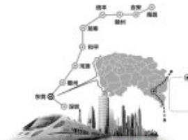 赣深高铁东莞南站升级为综合交通枢纽