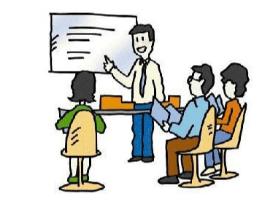 运城市平陆县国税为200余名纳税人进行业务培训