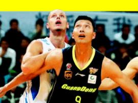 国信双星憾负广东宏远 篮板少24个成惜败主因