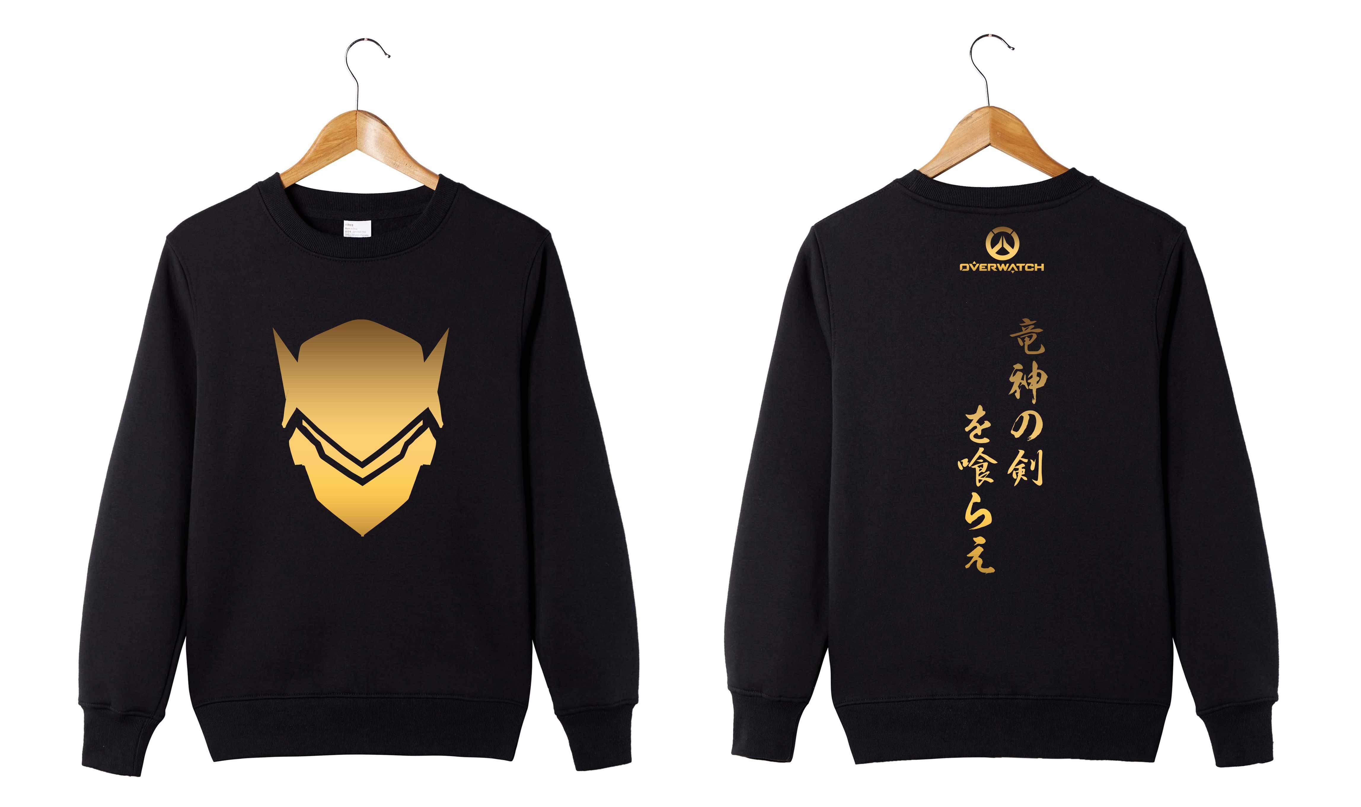 分享中国风春节皮肤设计创意 赢取限量版源氏卫衣