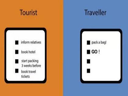 13张图告诉你,旅游和旅行的区别在哪里?