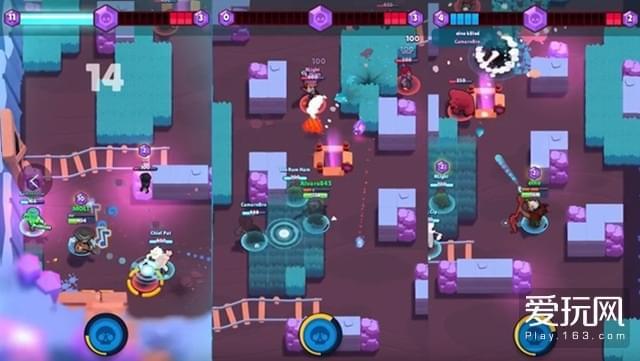 MOBA玩法 Supercell公布3V3手游《BrawlStars》