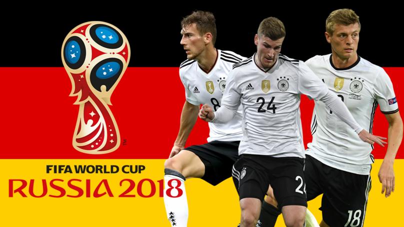 德国世界杯30人大名单:诺伊尔罗伊斯在列 格策落选