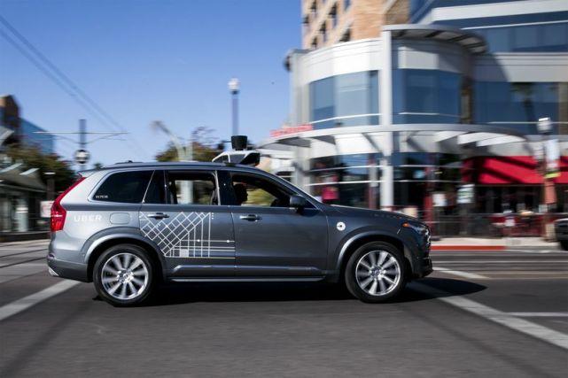 亚利桑那州:不会因Uber致死事故限制自动驾驶测试