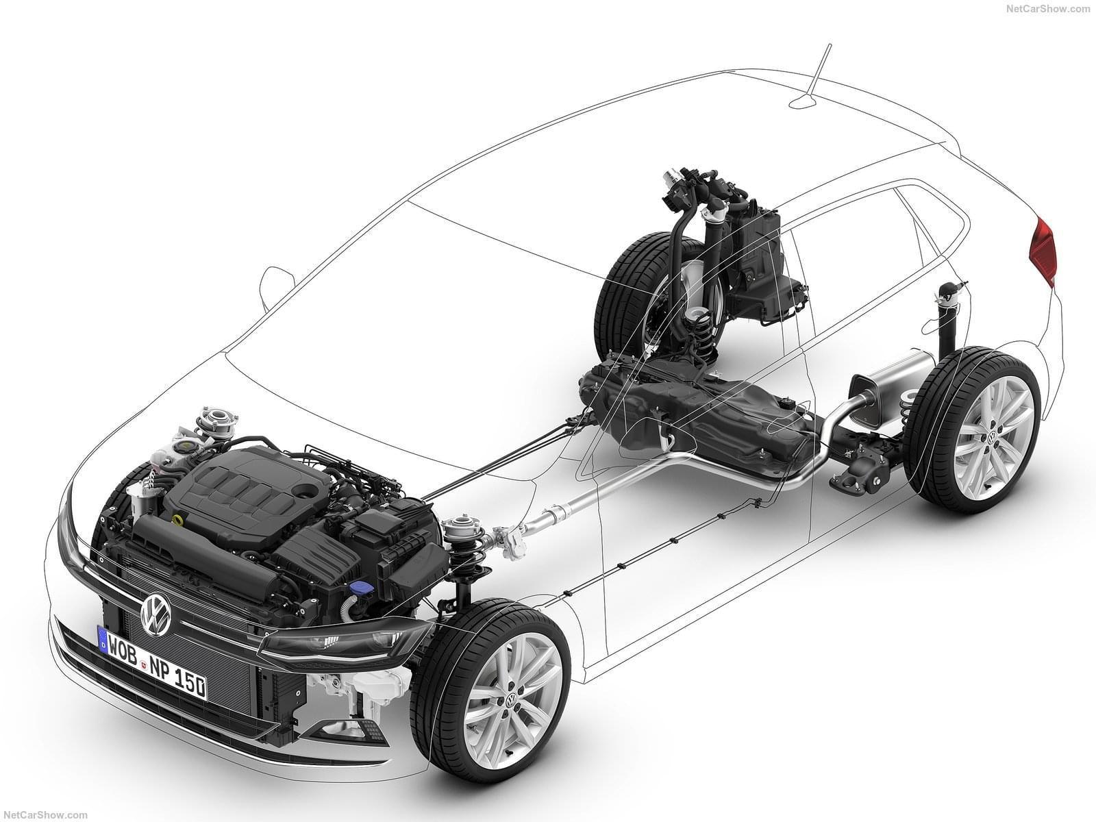 首次有天然气车型 全新POLO部分信息发布