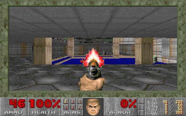 体验地牢射击!暗黑2玩家自制毁灭战士版MOD