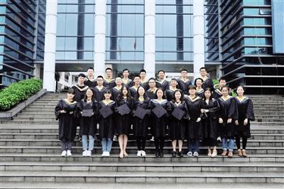 重庆一大学现学霸班 29名学生四年拿了19万奖学金
