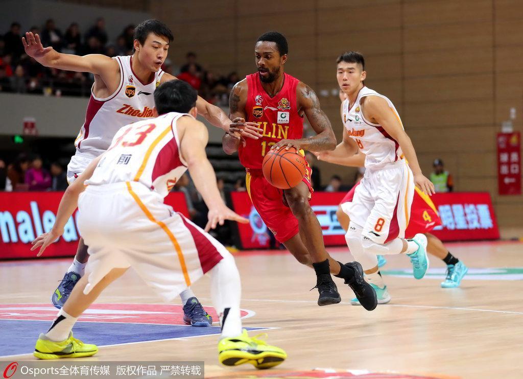 季后赛边缘挣扎 稠州欲拿弱旅开刀赶超广州上海