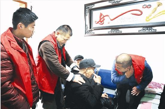 灵宝市青年志愿者协会:志愿服务暖人心