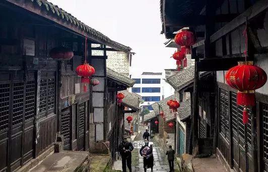 来重庆这个曾与周庄乌镇齐名的古镇 品味宁静婉约的慢生活