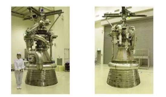 资料图:新型推力氢氧火箭发动机,将计划被采用到H3火箭