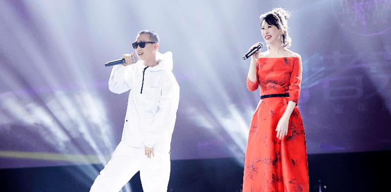 祖海&GAI首秀同台嘻哈版《好运来》嗨翻全场