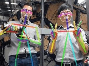 新型电脑代码可解读人类肢体语言!