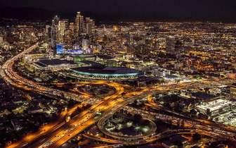 """洛杉矶市市长:洛杉矶成美国头号""""太阳能城市"""""""