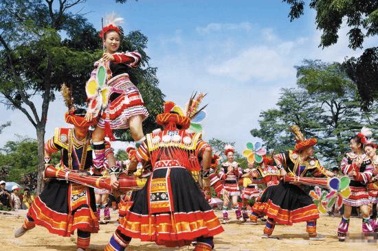 """连南瑶族耍歌堂被评为""""最具民族特色节庆"""""""