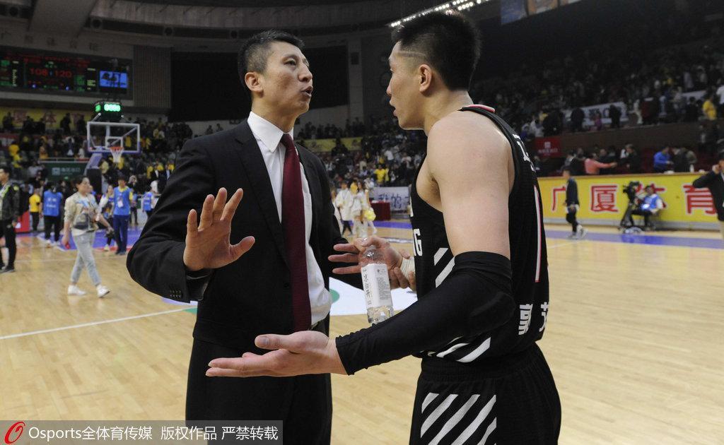 郭帅:冲突之后告诫郭少要冷静 有耐心者赢球概率大