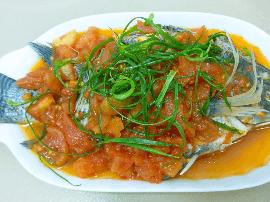 清蒸罗非鱼最好吃的做法 越吃越喜欢这个味