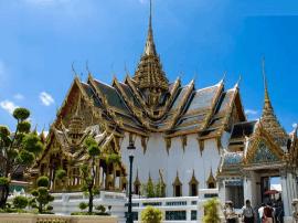 从泰州去泰国大约800多块钱就能搞定!一路逛吃游遍新