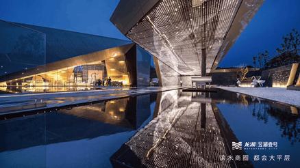 重庆新奇建筑火了 这家开发商把销售中心建成宇宙飞船
