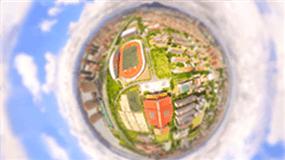 720度VR全景带你领略集大的极致美丽