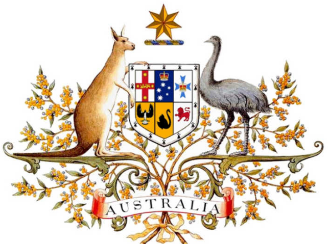 澳大利亚国徽