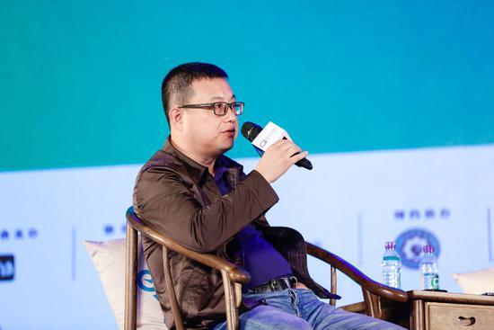 电咖汽车董事长、CEO张海亮