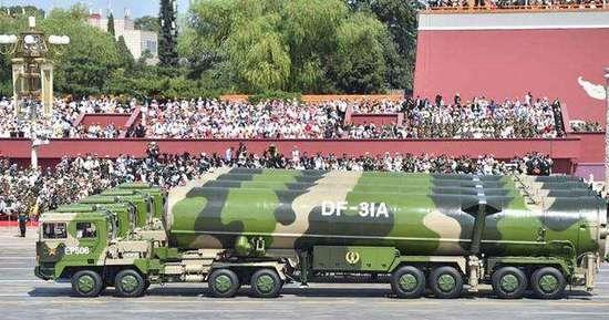 核武器--专家:东风41部分技术超过美俄 试射没失败记录