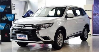 2.0L车型补强 欧蓝德荣耀版5月20日预售
