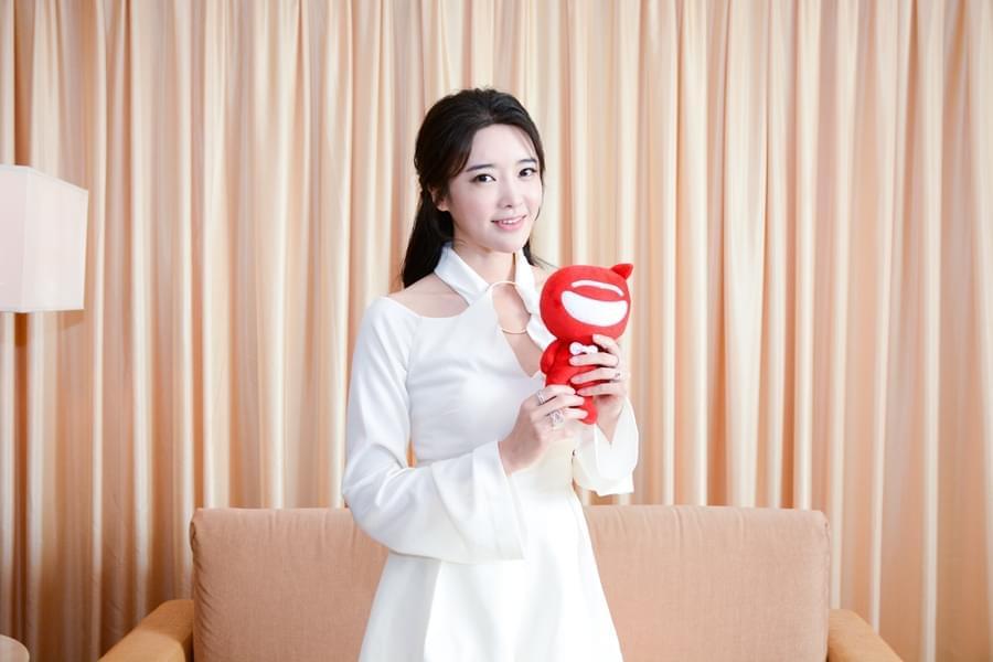 专访张璇:爱情中很怂 不会和闺蜜喜欢同一个人