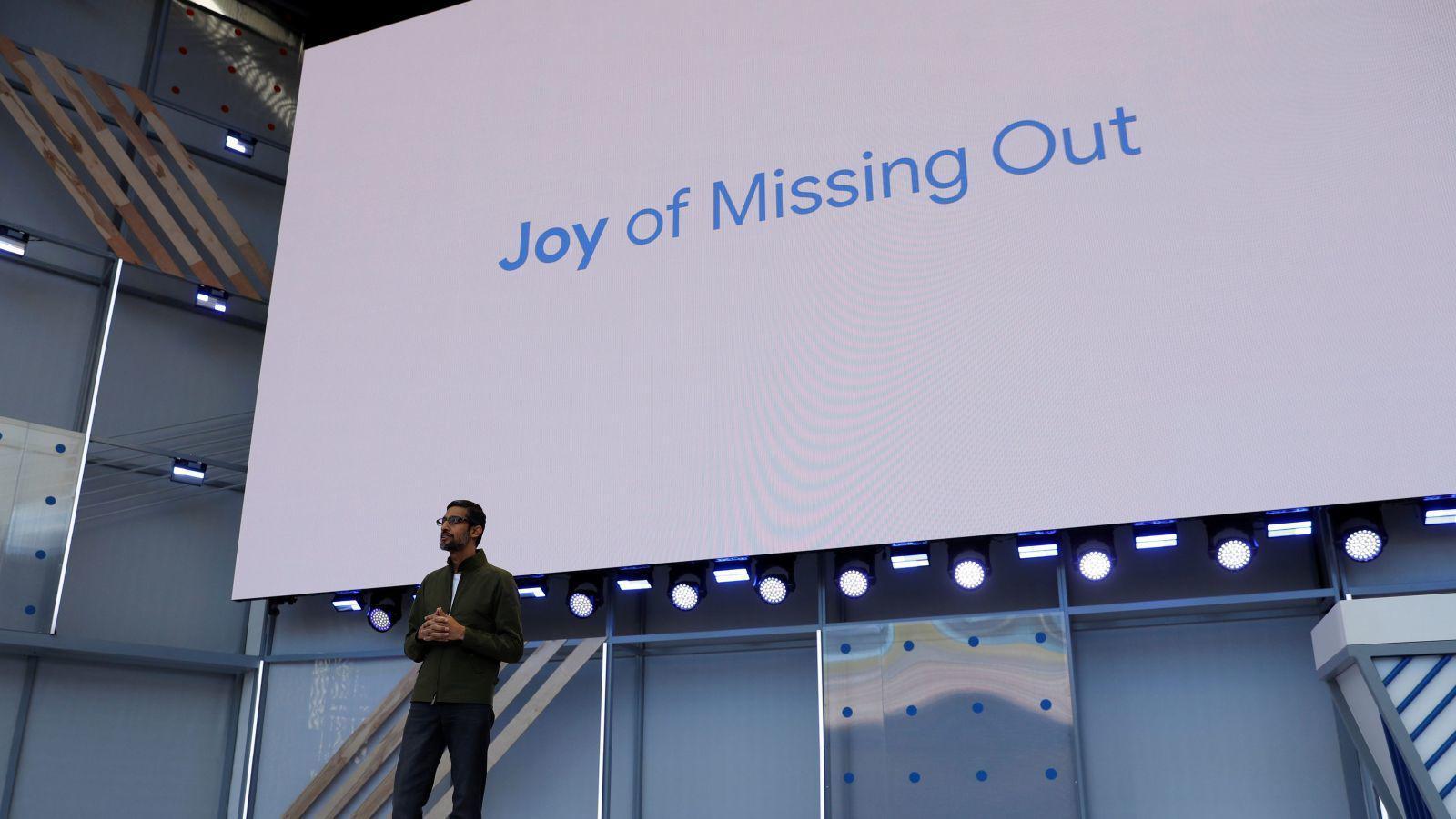 为避免重蹈Facebook的覆辙 谷歌希望你少用它的产品