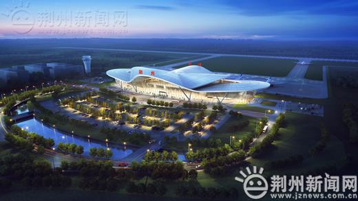 70万!荆州民用机场旅客吞吐量2025年将达到这个数